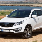 Sportage wins J.D. Power VDS 2016